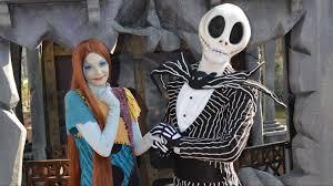 Sally Jack Halloween Costumes Jack Skellington Jack Sally Ghost Dog Meet
