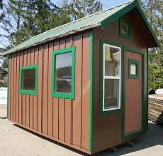 Tiny House Kits Lightweight High Strength Tiny House Made From Sing Sandwich