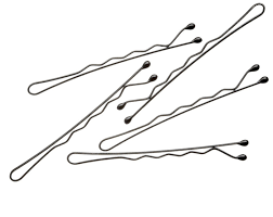 best bobby pins from chalk with i bobby pins