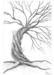 pencil tree by chocolatecovered on deviantart