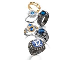 rings design high school class jewelry jostens