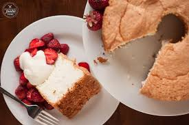 cake top angel food cake recipe self proclaimed foodie