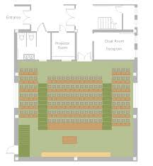 event floor plan software lecture theatre school and training plans seating plans