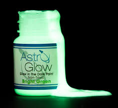 glow in paint astro glow non toxic glow in the paint light