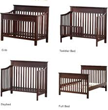Convertible Crib Toddler Bed Crib To Toddler Bed Brokenshaker