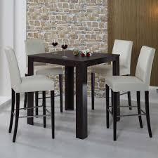 bartisch küche hohe stühle küche möbelideen