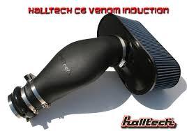 c6 corvette cold air intake c6 corvette intake halltech venom ii southerncarparts com