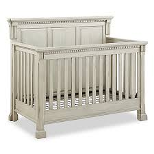 bebe confort everett 4 in 1 convertible crib in antique grey
