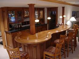 Easy Basement Bar Ideas Exterior Astounding Basement Bar Ideas With Curved Furniture