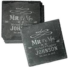 wedding gifts engraved top 20 best personalized wedding gifts heavy