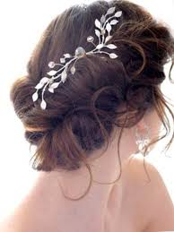 prom hair accessories finishing touches for the prom look wedding hair pieces