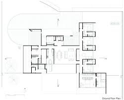 Plan Maison Japonaise by Koshino House Ground Floor Plan Tadao Ando Tadao Ando
