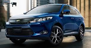 toyota dealer japan about toyota harrier toyota and cars