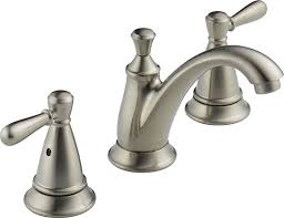 peerless p99174lf bn apex two handle widespread bathroom faucet
