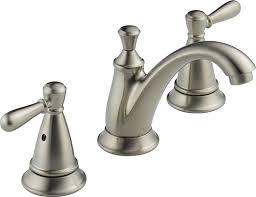 peerless p99174lf bn apex two handle widespread bathroom faucet