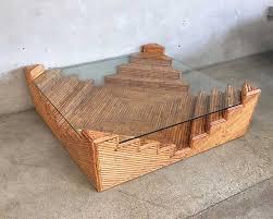 bambus design couchtisch bambus neue ideen für ihr wohnbereich