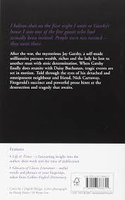 gatsby s house description the great gatsby collins classics amazon co uk f scott