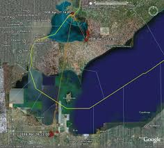 Waterfowl Migration Map Ohio Dnr Division Of Wildlife U003e Species And Habitats U003e Fish And
