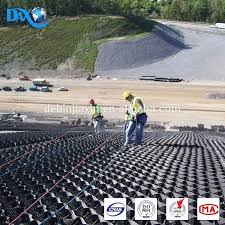 prezzo ghiaia prezzo al mq plastica stabilizzatore ghiaia geocell utilizzati