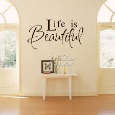 online get cheap beauty life quotes aliexpress alibaba group life beautiful quote wall sticker quotes home decor easy art decal diy