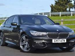 bmw 740m used bmw 7 series m sport 2017 cars for sale motors co uk