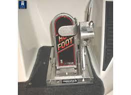 foot pro top load foot throttle