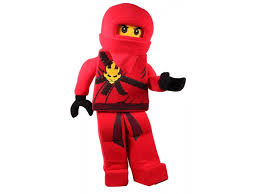 Lego Ninjago Halloween Costumes Lego Kai Ninjago Character Costume Costumes Character