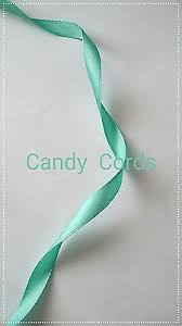 ribbon candy where to buy 3m 9mm mint green single sided satin ribbon candy cords buy 3 get