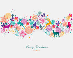 merry colorful garland banner stock photos image 35744993