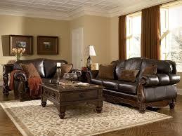 Ashley Furniture Side Tables Ashley Furniture Sofa Bed Black Leather Base Frame Chrome Table