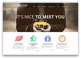 free web designer 20 free responsive flat design themes for portfolio