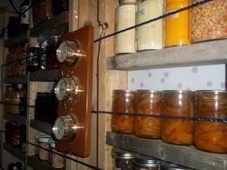 Shelves Between Studs by Between Stud Storage Shelving The Provident Homemaker