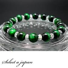 mens bracelet stones images Select a japan aaa green tiger eye men 39 s bracelet stone natural jpg