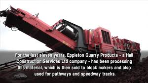 finlay group eppleton quarry youtube