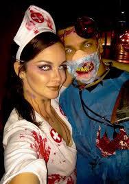 Halloween Costumes Zombies Zombie Nurse Surgeon Halloween Makeup Halloween