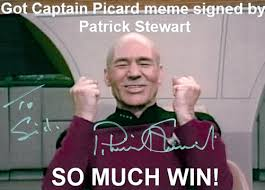 Picard Memes - heroes and icons here are all of the captain picard memes you ll