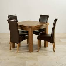 kitchen marvelous round dining table set oak table and 6 chairs