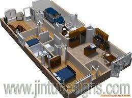 Modern Home Design Plans 3d Pictures 3d House Plan Maker Free Home Designs Photos