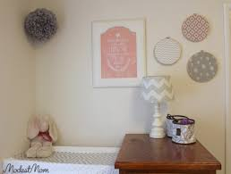 creating a baby nursery in a small master bedroom