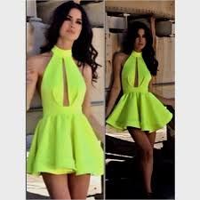 neon party dresses naf dresses