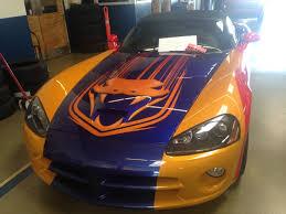 Dodge Viper Custom - this custom viper paint job is a bit of a guilty pleasure
