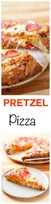 pretzel delivery pretzel pizza buttery pretzel crust topped with all your favorite