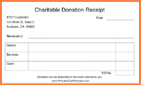 10 salvation army donation receipt form return receipt form