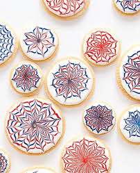 Recipe Decorated Cookies 314 Best 4th Of July Cookies Images On Pinterest Decorated