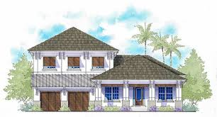 west indies style house plans two story west indies style house plan with two master suites