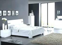 chambre blanche et grise decoration chambre blanche beige decoration chambre blanc et grise