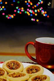 12 days of vegan christmas cookies day 8 pecan pie cookies