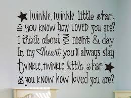 Twinkle Little Star Nursery Decor Best 25 Twinkle Twinkle Little Star Ideas On Pinterest Little