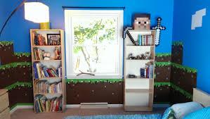 creative minecraft bedroom designs taps pour house
