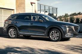 Most Interior Space Suv 2016 Mazda Cx 9 Signature Suv Review U0026 Ratings Edmunds